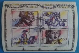 France 1991  : Bicentenaire De La Révolution Française N° 13 Oblitéré