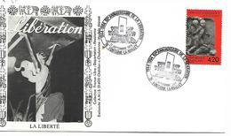 76  FONTAINE LA MALLET 50° Anniversaire De La Libération 1944/1994  11/09/94