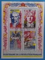 France 1990  : Bicentenaire De La Révolution N° 12 Oblitéré
