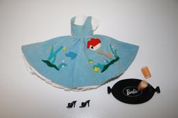 Barbie Accesoires ´50-´60 - BARBIE - CLOTHES - Friday Nite Date 1960 - Original Vintage Barbie - Ken - Ricky - Skipper - Barbie