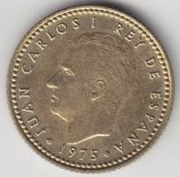 @Y@    Spanje   1 Peseta  1975     (3359) - [ 5] 1949-… : Koninkrijk