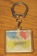 Porte-clés Image Qui Bouge C'est Shell Que J'aime (que Des Coeurs) - Schlüsselanhänger