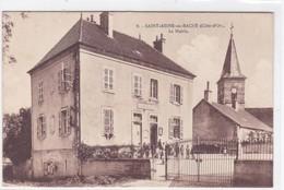 Côte-d'Or - Saint-Seine-en-Bache - La Mairie - France