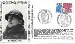 52  LANGRES  50° Anniversaire De La Libération Et De La Résistance  Rhin Et Danube 1944/1994  13/09/94