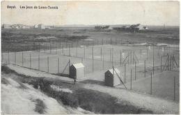 Heyst NA17: Les Jeux De Lawn-Tennis - Heist