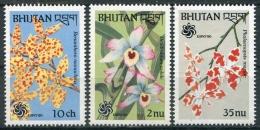 Bhoutan 1990  -  Y&T 902/904 ** MNH  CV: 11.00 €