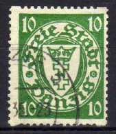 Danzig 1932 Mi 194 D, Gestempelt [261016XIII]