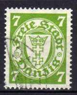 Danzig 1933 Mi 236, Gestempelt [261016XIII]