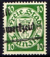 Danzig 1924 Mi 194, Gestempelt [261016XIII]