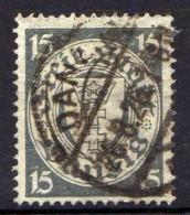 Danzig 1924 Mi 195, Gestempelt [261016XIII]