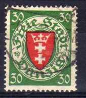 Danzig 1924 Mi 198, Gestempelt [261016XIII]