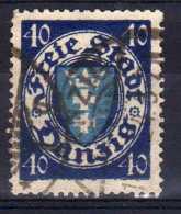 Danzig 1924 Mi 199, Gestempelt [261016XIII]