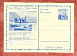 P 382 II Muenzturm Hall, Abb: Gmunden, Ungebraucht (33135)