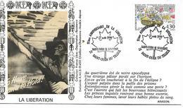 27  SAINT OUEN DU TILLEUL  50° Anniversaire De La Libération  Saint Ouen Se Souvient  27/08/94