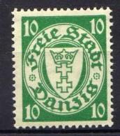 Danzig 1937 Mi 272 A * [261016XIII]