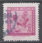 Costa Rica 1964. Scott #RA21 (U) Two Playing Boys * - Costa Rica