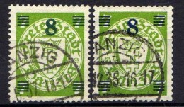 Danzig 1934 Mi 241; B241, Gestempelt [261016XIII]