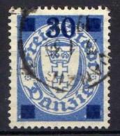 Danzig 1934 Mi 242, Gestempelt [261016XIII]