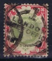 Great Britain SG 214 Used 1883 Mi 101  1900