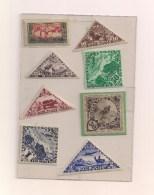 Jahr 1927 + 1934 Postfrisch Mit Falz - Siehe Beschreibung