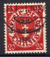 Danzig 1930 Mi 223, Gestempelt [261016XIII]