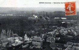 CORBIE : Panorama  Sud Est - Corbie