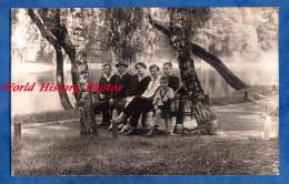 CPA Photo - ZWEIBRUCKEN - Portrait De Famille Dans Un Parc Prés D'un Lac ? étang ? - 1924 - Zweibruecken