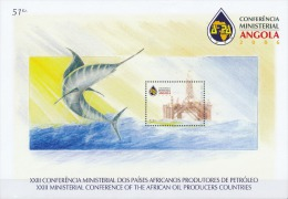 Angola - 2006 -XXIII Conferência Ministerial Dos Países Africanos Produtores De Petróleo - MNH / ( ** )