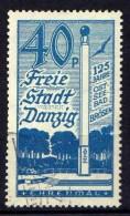 Danzig 1936 Mi 261, Gestempelt [261016XIII]