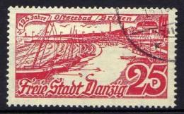 Danzig 1936 Mi 260, Gestempelt [261016XIII]