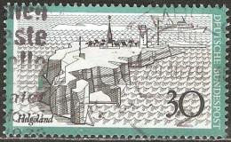 Allemagne - 1972 - Héligoland - YT 596 Oblitéré