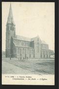 +++ CPA - KRUISHOUTEM - CRUYSHAUTEM - D.V.D. 11383 - DVD - De Kerk - L'Eglise    // - Kruishoutem