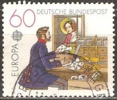 Allemagne - 1979 - Bureau De Poste En 1854 - YT 856 Oblitéré