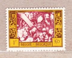 1958 Nr 1077** Postfris Zonder Scharnier, Zegel Uit Reeks Culturele Uitgifte.