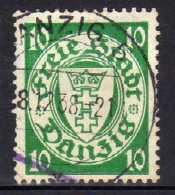 Danzig 1938 Mi 292, Gestempelt [261016XIII]