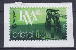 2015 ROYAUME-UNI United Kingdom / Great Britain / UK / GB / England Velopost CL127  Bristol  ---  PWA? RWA? Vélo  [DY69]