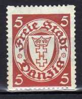 Danzig 1938 Mi 290 D * [261016XIII]