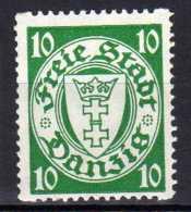 Danzig 1938 Mi 292 D ** [261016XIII]