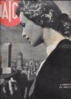 """""""MATCH"""" -revue N°50- Juin 1939- """" A L'exposition De New-York """"-BE - Journaux - Quotidiens"""