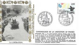 25  PONTARLIER  50° Anniversaire De La Libération Le 5 Septembre 1944  3/09/94