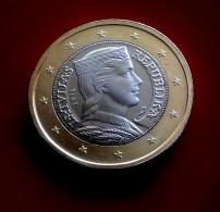 1 Coin Lettland Latvia Lettonia 2016 1 Euro UNZ UNC Münze MINT RARE Latvian - Lettonia