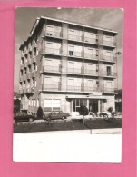 HOTEL ROMA  GROTTAMMARE CARTOLINA  POSTCARD  VIAGGIATA 1964 BOLLO INTEGRO - Alberghi & Ristoranti