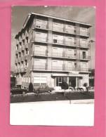 HOTEL ROMA  GROTTAMMARE CARTOLINA  POSTCARD  VIAGGIATA 1964 BOLLO INTEGRO - Hotels & Gaststätten