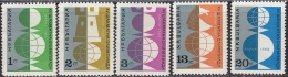 BULGARIA 1962 SPORT Chess OLYMPICS - Fine Set MNH - Chess