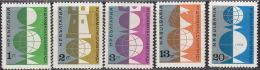BULGARIA 1962 SPORT Chess OLYMPICS - Fine Set MNH