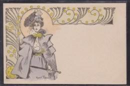 "CARTE  Ilustrée Par RAOUL THOMEN - DE LA RARE SERIE "" I. P. C.C."" INTERNATIONAL POSTE- CARTE CLUB 1899 - Künstlerkarten"