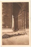 Paris - Les Petits Tableaux De Paris - La Tombe Du Soldat Inconnu Sous L'Arc De Triomphe - Arc De Triomphe