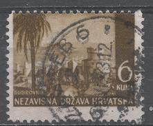 Croatia 1941. Scott #40 (U) Dubrovnik * - Croatie