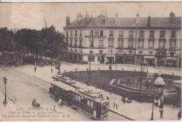 """37 Indre Et Loire Tours      """"  Place Du Palais De Justice   """"  AB N° 5708"""