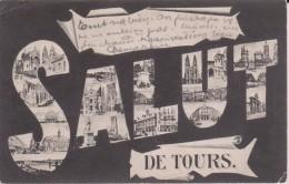 """37 Indre Et Loire Tours      """"  Salut De Tours  """"  LB N°"""